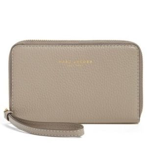 Marc Jacobs | Pike Place Leather Wristlet